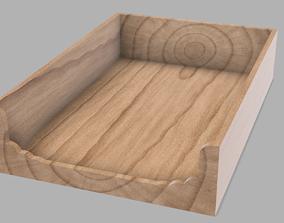 Sponge Tray Holder for kitchen or counter 3D print model