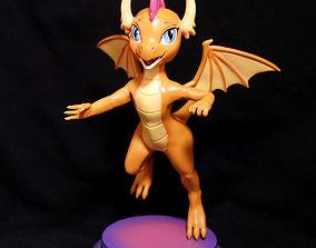 Smolder dragon Printable