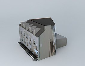 Financial institution 3D
