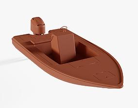 3D model Bass Boats