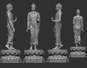 scanned 3D model Buddha