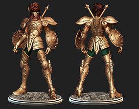 3D printable model Saint Seiya Dohko Libra