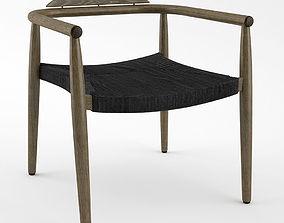 Dansk gloster Chair 3D model