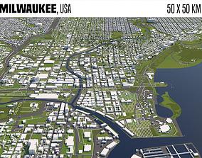 Milwaukee 3D