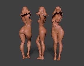 3D printable model Clay Girl 7