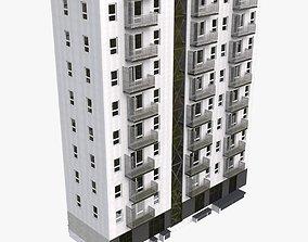 3D New European flat