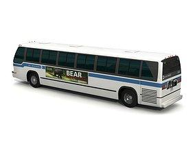 3D RTS 06 Bus