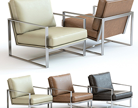 3D model The Sofa and Chair Co - Febo Armchair