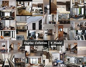 Duplex Apartment Colllection 1 3D