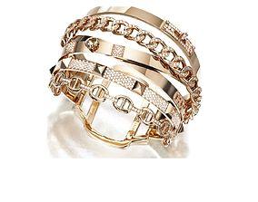 hermes bracelet jewelry 3D print model