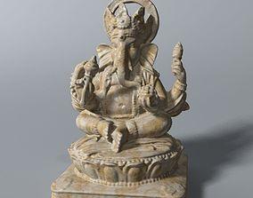 3D Ganesha Statue