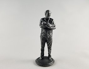 Father with Child 3D printable model