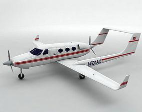 Adam A-500 Aircraft 3D model