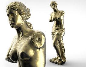 portrait Venus de Milo 3D print model