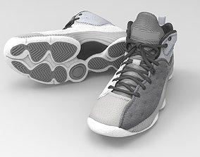 3D printable model Basketball Shoes -jordan-jumpman-team2