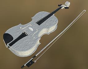 Viola 02 PBR 3D model