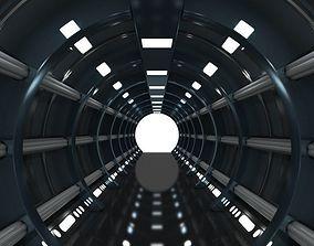 SciFi Corridor 6 3D
