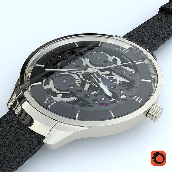mechanical watches (macro)