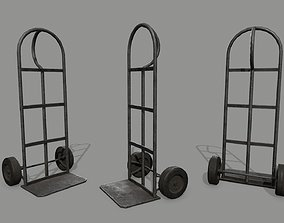 frame Trolley 3D asset game-ready