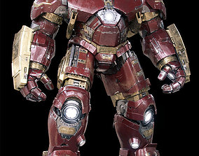 3D model Iron Man Mark 44 - Hulkbuster Armor