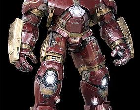 3D model Iron Man Mark 44 - Hulkbuster Armor