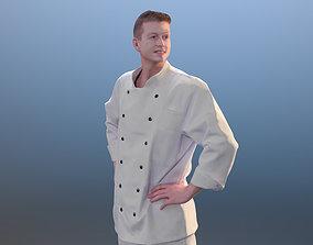 3D model Thomas 10129 - Standing Butcher