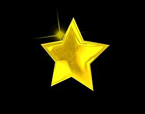 3D model Star Power Up
