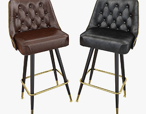 Bar stools 3D model
