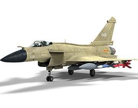 Cheng Du J-10 B Chine version 3D