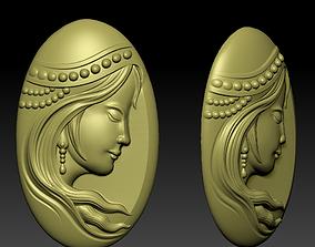pendant 3D printable model ornament