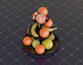 Fruit Bowl 3D PBR