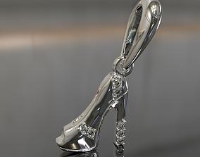 feminine Shoe C0-3010099 3D printable model
