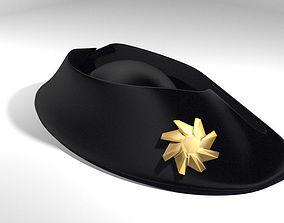 3D Hat - Bicorne