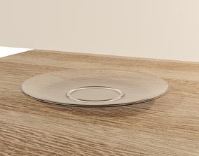 interior Glass plate 3D