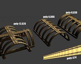 3D asset Modular Beam