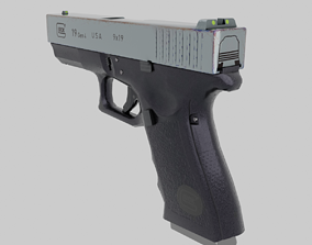 3D Glock 19
