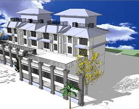 house metropolitan 3D printable model