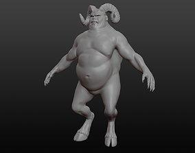 Daemon 3D