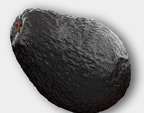 realtime Photorealistic 3D Scanned Avocado