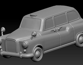 english london taxi 3d printing models