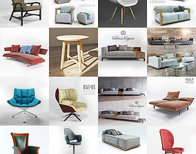 3D model Furniture collection 1
