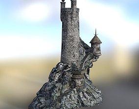 Wizards Tower for DAZ Studio 3D