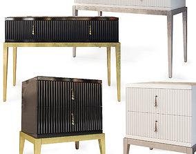 3D Console dresser nightstand Sidney by Cavio Casa