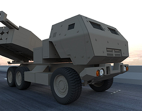 3D Himars MLRS