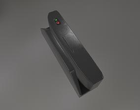 Magnetic Card Reader 3D asset