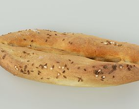 3d scan - pretzel roll lummerstorfer 1