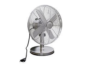 3D model cooling Sencor desktop fan 3040sl