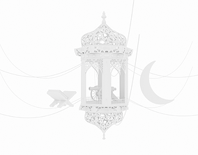 3D Fanoos Ramadan with 3 Accessories