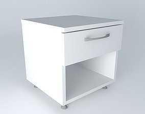 3D model night stand