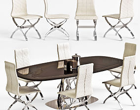 Visionnaire Dakar - Spider Chair 3D